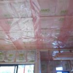 壁、天井断熱材